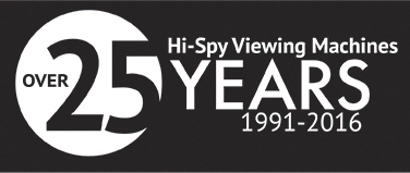 Hi-Spy Viewing 25 Years of Service
